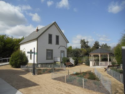 San Marcos Historical Society - Bidwell House