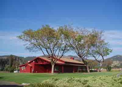 San Marcos Historical Society - Williams Barns