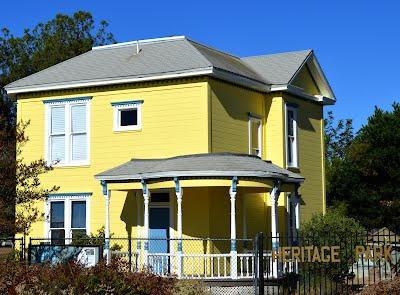 Cox House - San Marcos Historical Society