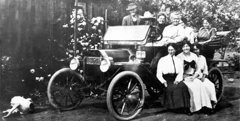 San Marcos Historical Society - Model T